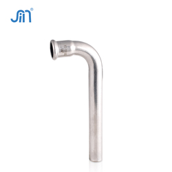 Best price list 3d formula street stainless steel 90 degree elbow