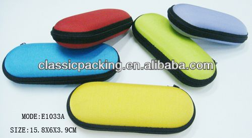 2013 new style cute glasses case micro fiber cloth high quality,shot glass display case