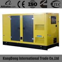 CE Approved 200KW silent canopy type diesel generator set