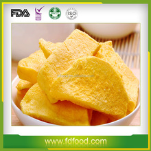 Wholesale FD Fruit Good Quality Natural Snack Freeze Dried Mango