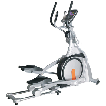 GS-8728TP Programmable commercial bike lifecycle elliptical trainer for gym use