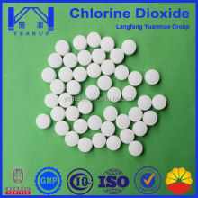 Effervescent Water Biocide Chemical /Chlorine tablet