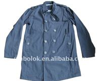 Fashionable men's trench long wind coat