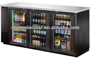 back bar cooler/underconter bottle cooler /beer fridge