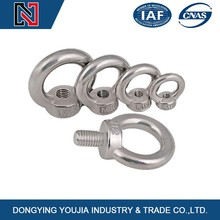 Fasteners hardware Stainless Steel Lifting Eye Bolts
