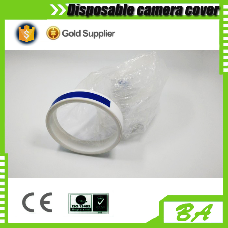 Surgical disposable camera sleeve / Camera cover endoscope hospital instruments
