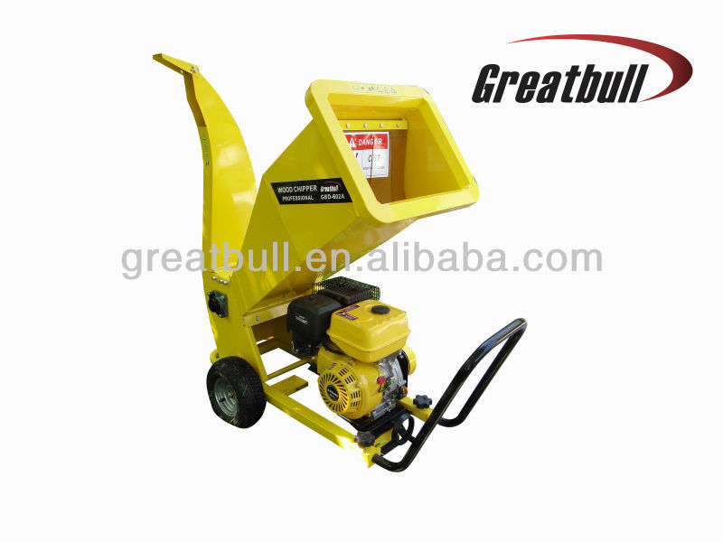 15HP garden chipper shredders