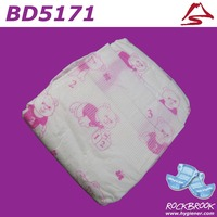 High Quality Competitive Price Disposable Baby Diaper Wholesale Kenya from China