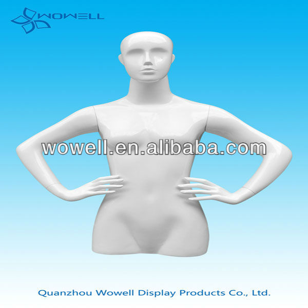 hot selling newest attractive female plastic mannequins/dummy/model