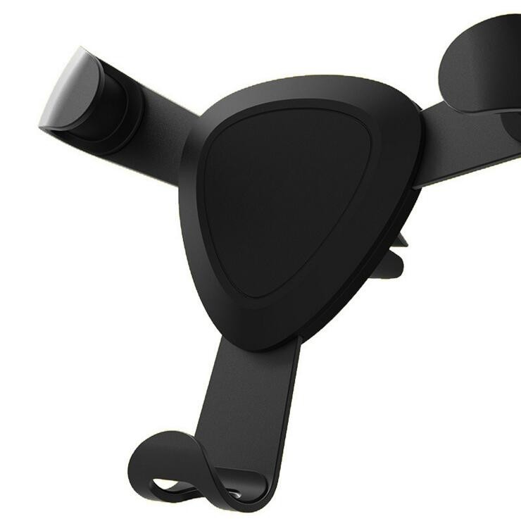 Universal Gravity Drive Air Vent Car Phone Mount Holder for Samsung / GPS Device and More