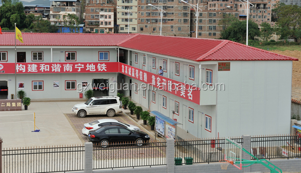 Jdcc-low cost modern design prefabricated house