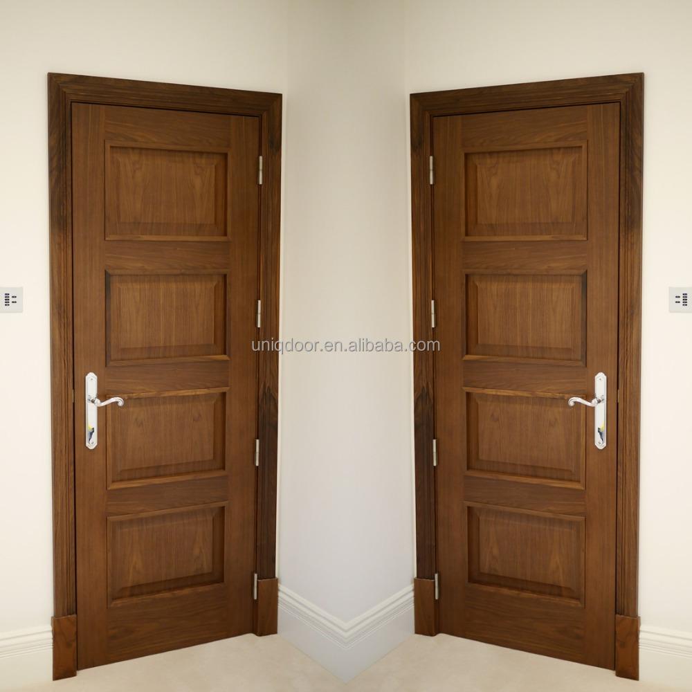 4 Panels Wood Door, 4 Panels Wood Door Suppliers and Manufacturers ...