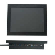 12 inch rugged touch industrial panel pc with wifi 2 RS232