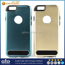 [GGIT]Good Quality Hybrid Armor Case For Apple For iPhone 6 4.7""