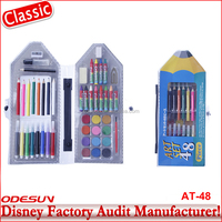 Disney Universal NBCU FAMA BSCI GSV Carrefour Factory Audit Manufacturer Modern Watercolor Paintings