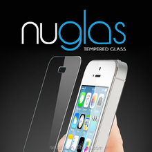 nu glass screen protector for iphone 4s 4 /tempered glass film for iphone4 4s