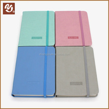 Best Quality custom pu notebook hardcover with elastic band