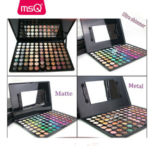 Professional cosmetics 88 Color Eyeshadow Palettes wholesale