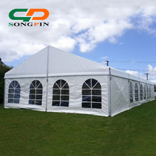 2017 Newly Cheapest 10x30m White Wedding marquee tent for 200 peole