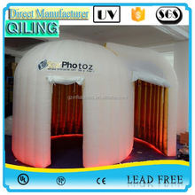 QL manufacturers in china large inflatable photo booth structure