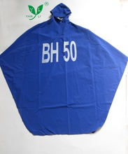 Cheap pvc raincoat manufacturers for promotional