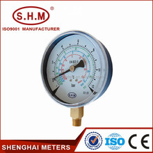 mini compress air pressure gauge waterproof manometer