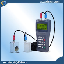 Good price clamp on handheld ultrasonic flow meter made in China