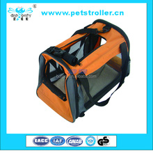 wholesale pet carrier/Pet Dog Cat Carrier Airline Approved/foldable soft pet carrierFor Amazon and eBay stores