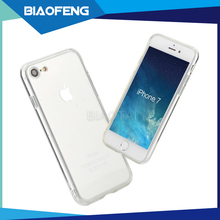 New china products for sale high quality ultra thin transparent soft tpu mobile phone case for iphone 7