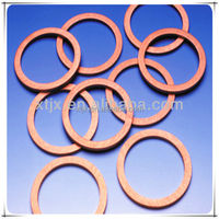 silicone rubber seal flat ring joint gasket