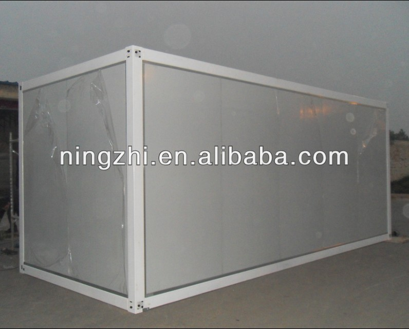 EPS movable house/prefabricated container house/lowcost container house