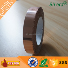 best selling cut die double conductive copper foil tapes usage soldering with fast shippment