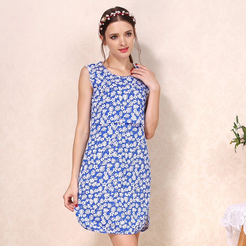 maternity clothes summer breastfeeding clothing cotton fiber nursing clothes for pregnant women