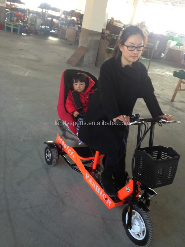 new trois roues lectrique fret v lo m re et b b scooter. Black Bedroom Furniture Sets. Home Design Ideas