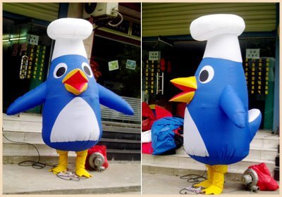 inflatable advertising/inflatable chicken/inflatable cartoon