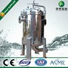 Stainless Steel Multi Bag filter textile industry use