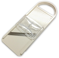 Japanese high quality vegetable slicer with safety holder