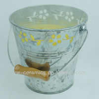 3% Citronella Outdoor Bucket Candle