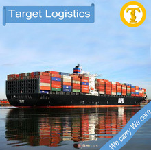 Trustworthy sea freight forwarder from Shenzhen to Antwerp
