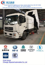 vaccum road sweeper truck with water washing,10 m3 road sweeper vehicle