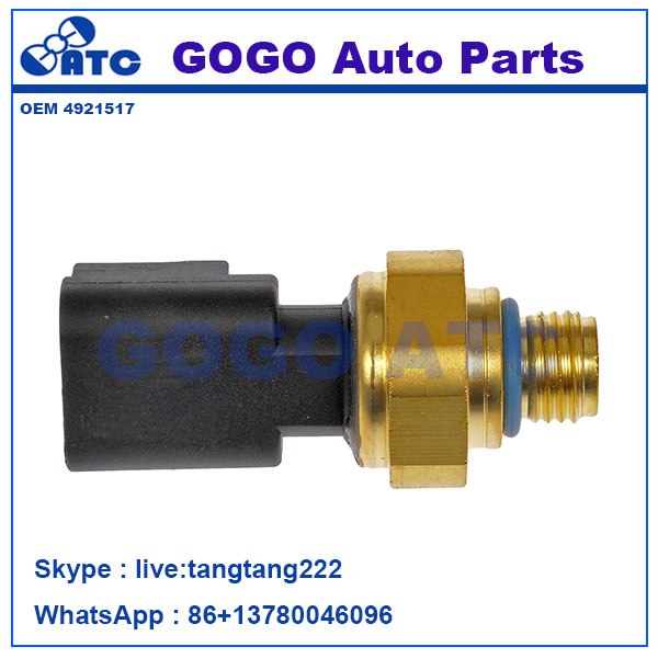 <strong>Engine</strong> Oil Pressure Sensor Switch for <strong>C</strong> ummins OEM 492 1517 4921517 GEGT6610-270 GEGT6610-270