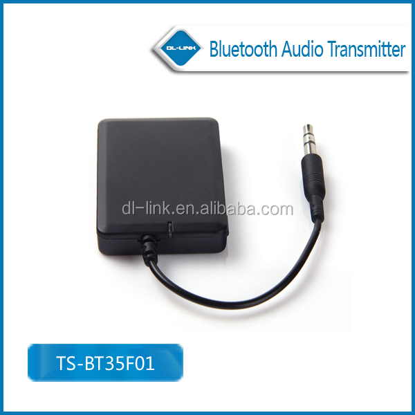 Wireless 3.5mm jack transmitter bluetooth speaker long range bluetooth transmitter