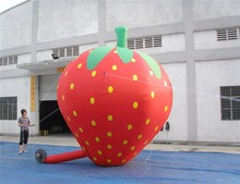inflatable strawberry inflatable fruit inflatable fruit model