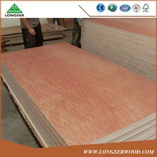 High Quality 4ft x 8ft Bintangor Plywood 18mm Thickness Price