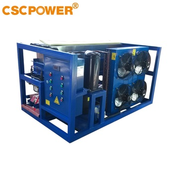 CSCPOWER Reasonable price plastic ice block mould