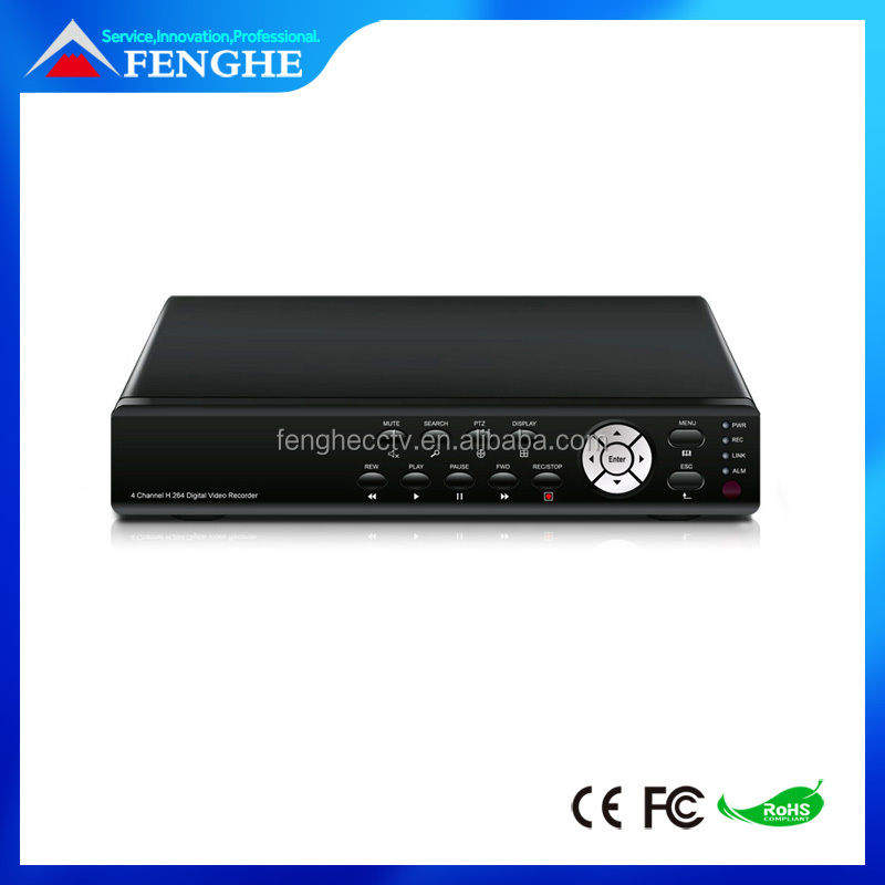 Standalone DVR H.264 4ch Full D1 realtime dvr 2004