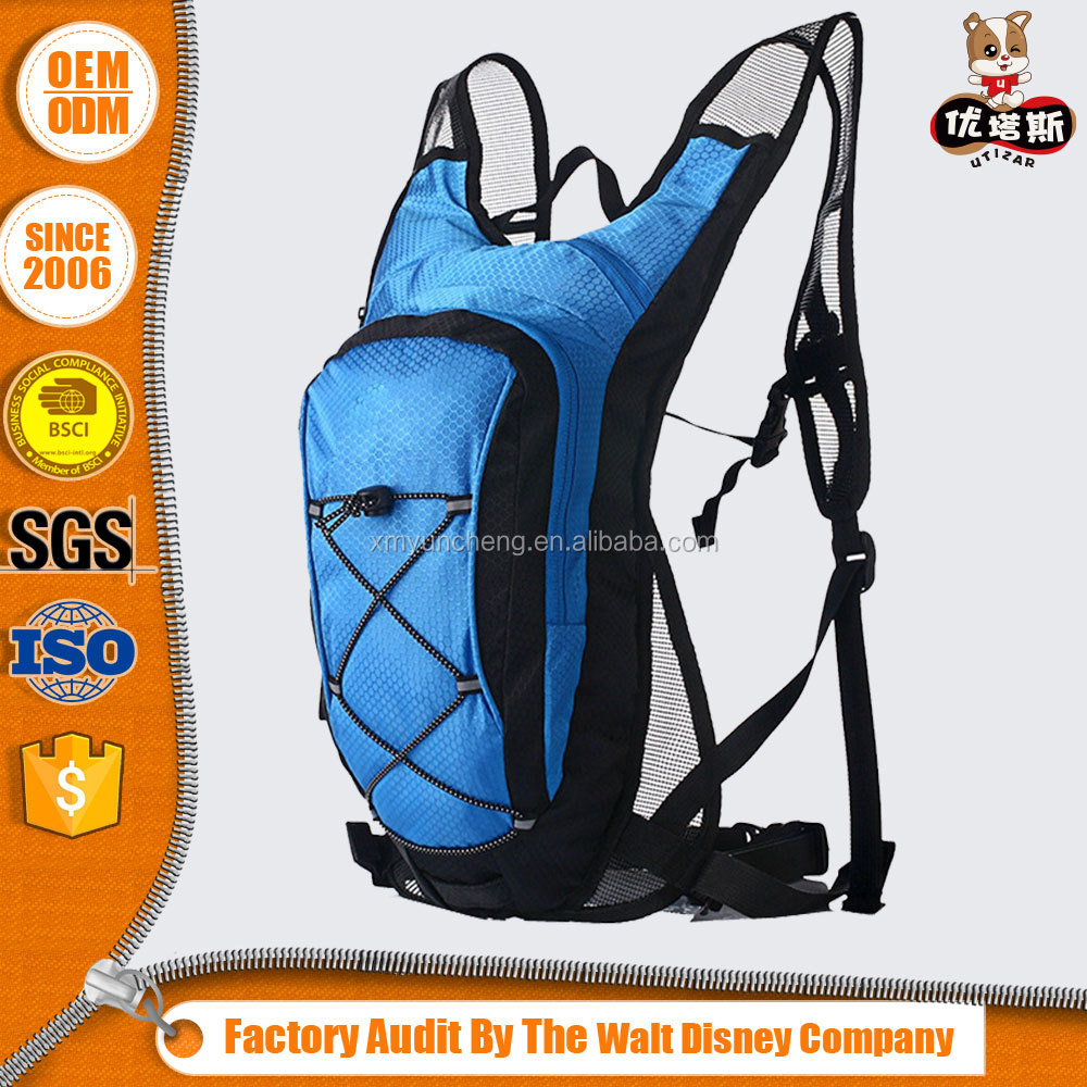 Durable 2L hydration pack for bicycle