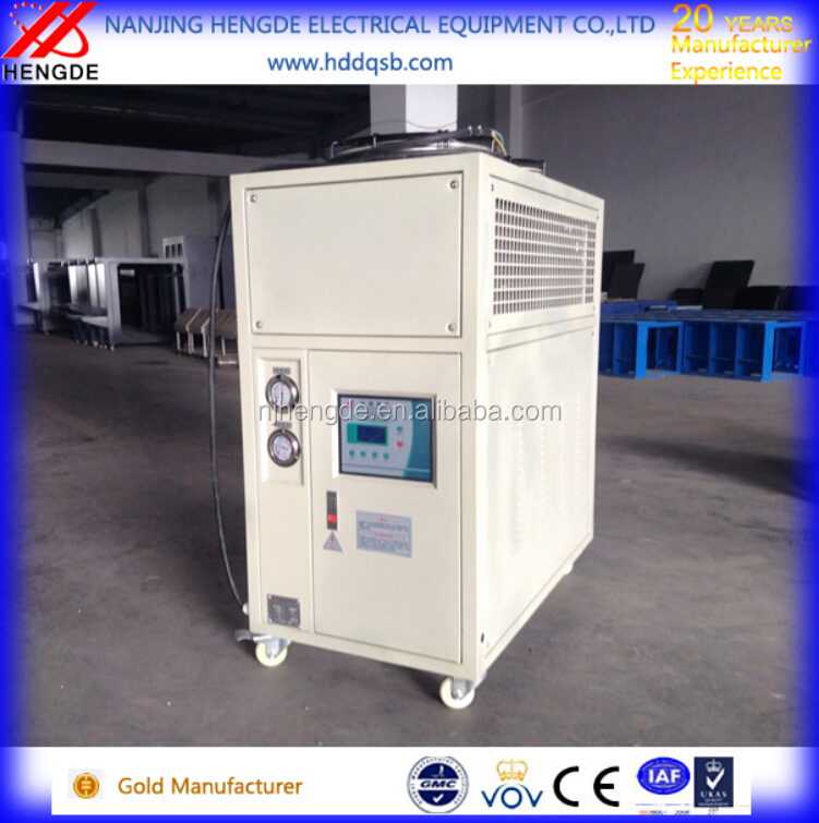 3HP Food processing water chiller