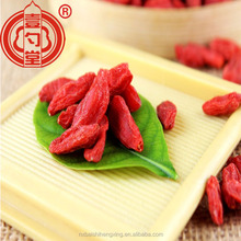 China Bulk Goji Berries dried fruit- Ningxia goji
