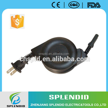 Professional manufacturer australia electrical storage reel retractable power extension cord